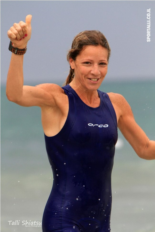 טריאתלון נשים 2011