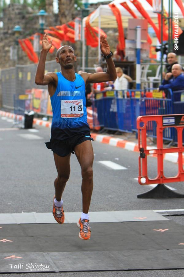 מרתון טבריה 2014 | זוהר זימרו | צילום: טלי שיאצו