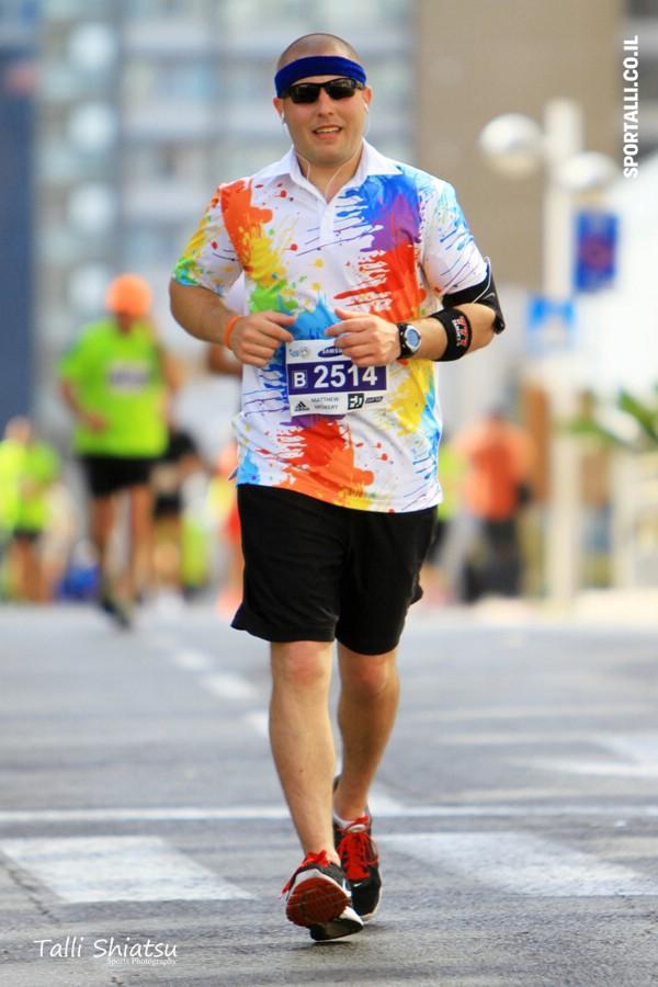 מרתון תל אביב 2014 | צילום: טלי שיאצו