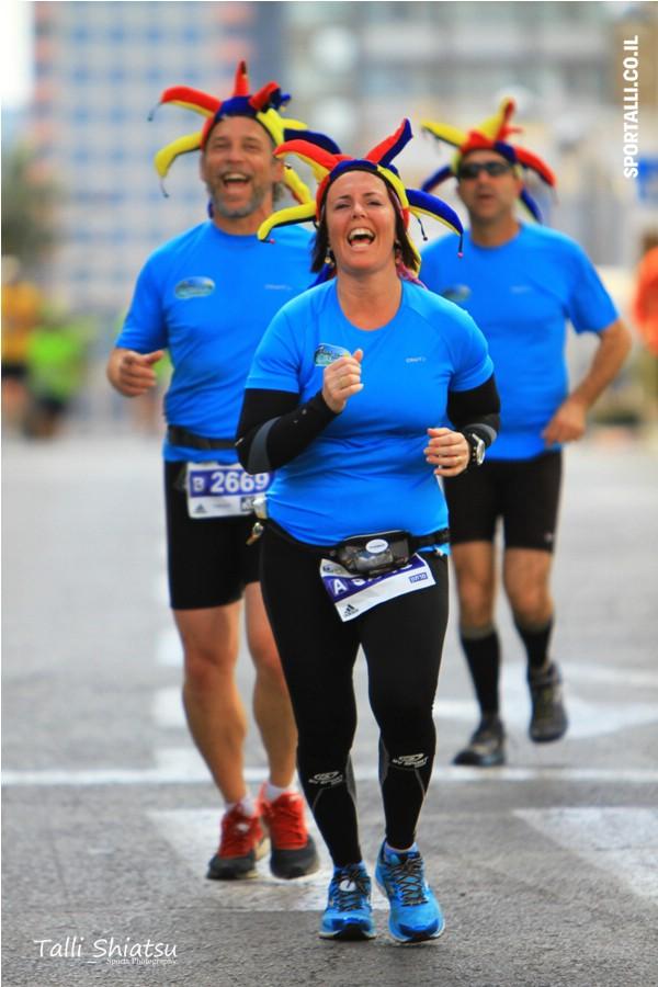 מרתון תל אביב 2014