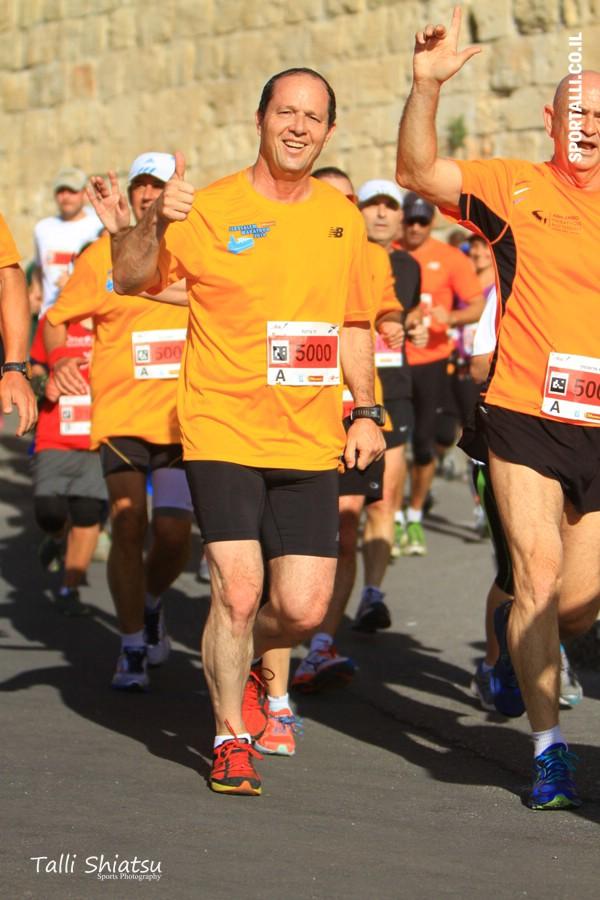 מרתון ירושלים 2014 | צילום: טלי שיאצו