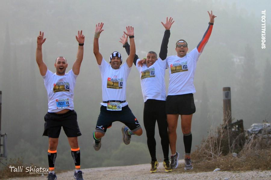 אולטרה מרתון סובב עמק 2014 | צילום: טלי שיאצו