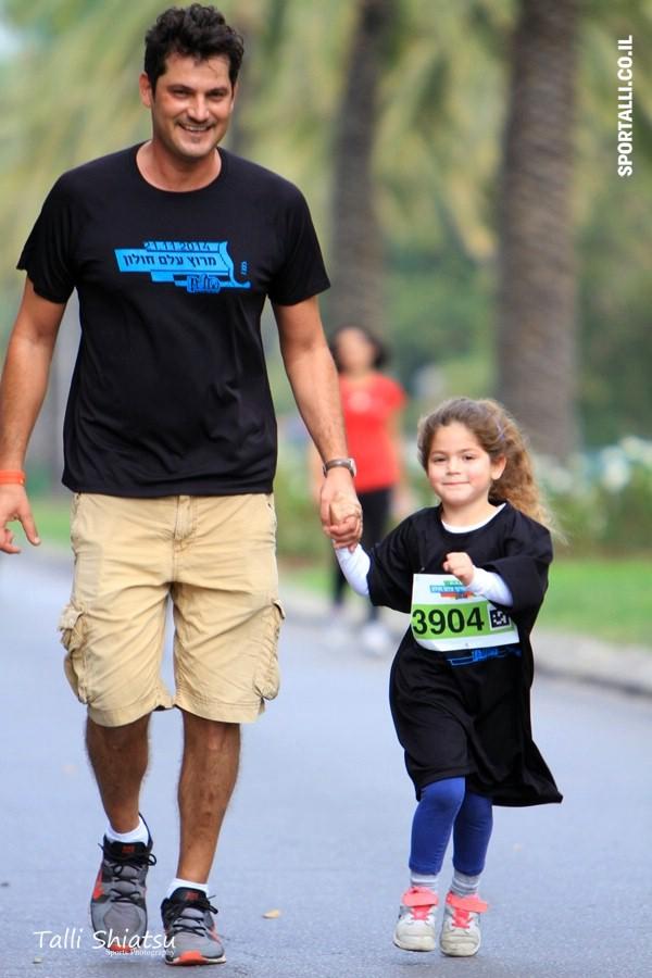 מרוץ עלם חולון | מקצה ילדים | צילום: טלי שיאצו