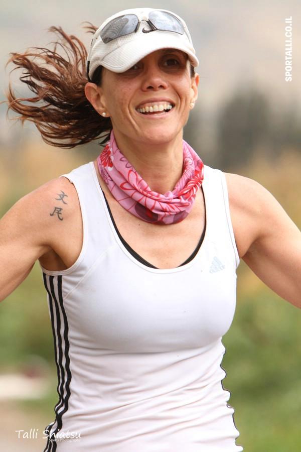 טריאתלון עמק הירדן 2011 | קאלי חסון