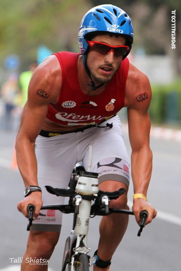 טריאתלון עמק הירדן 2011