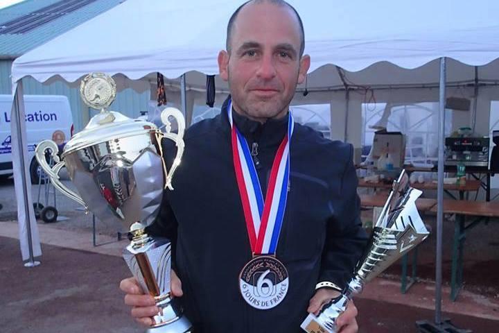 מרוץ רב יומי | קובי אורן זוכה מקום ראשון
