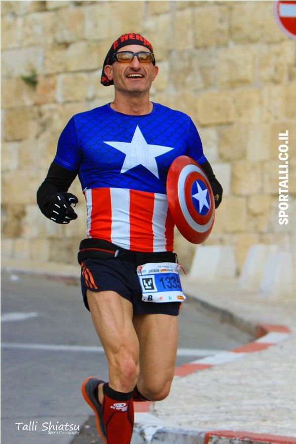 מרתון ירושלים 2015 | תוצאות ותמונות