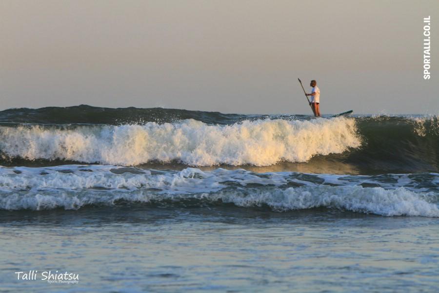 דואתלון חיפה 2016 | הים מסוכן לשחייה