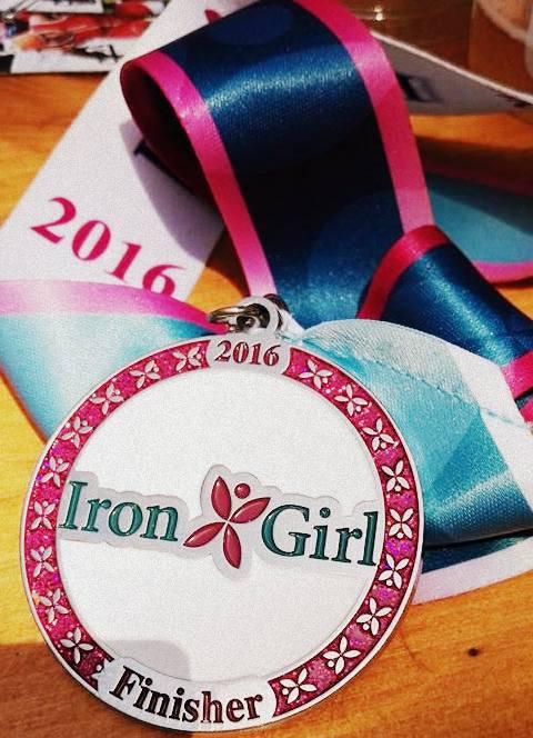 איירונמן אוסטריה 2016 | מרוץ נשים הקרוי IRON GIRL, למרחק של 4.2 קמ..