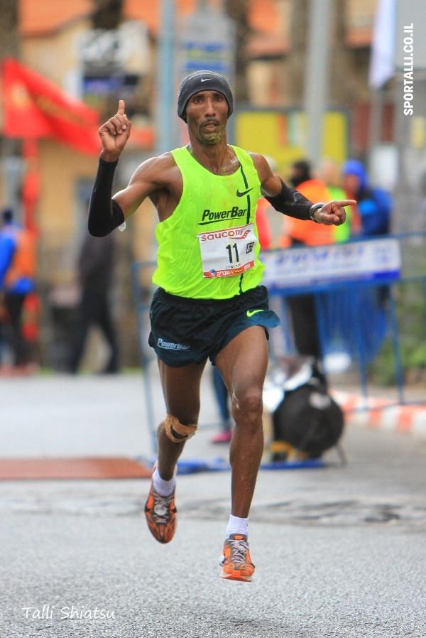 מרתון טבריה 2015 | צילום טלי שיאצו
