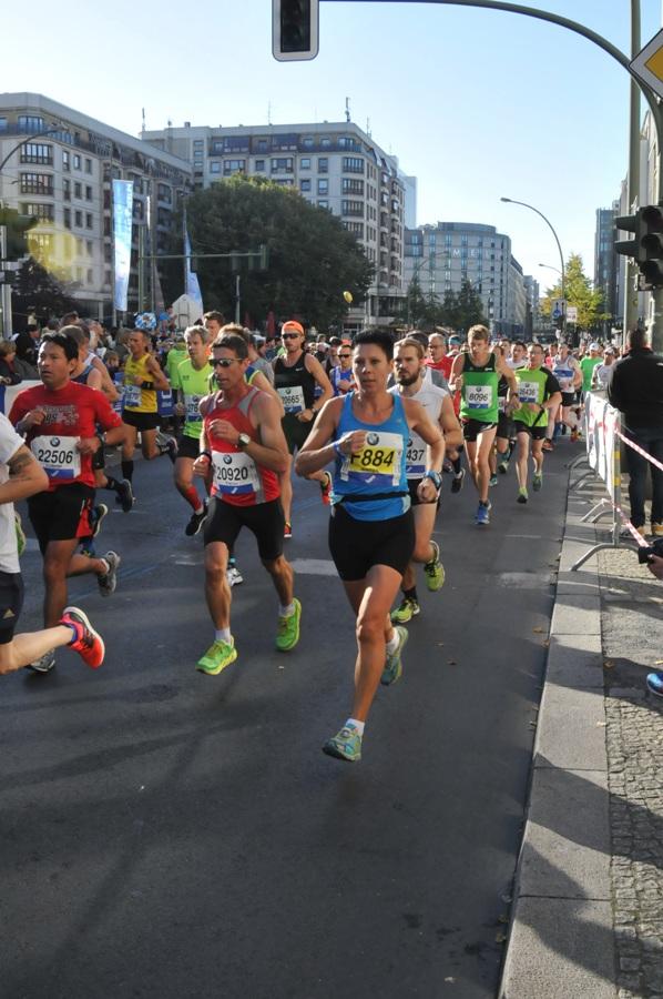 צילום: מרתון ברלין | סוניה אריאלי ויעקב קושינסקי