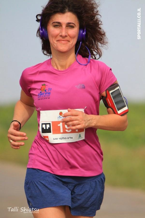 מרוץ האביב 2015 | אליס פולקסי שגב | צילום: טלי שיאצו