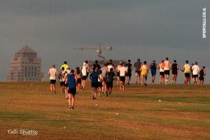אימון ריצה בתל אביב