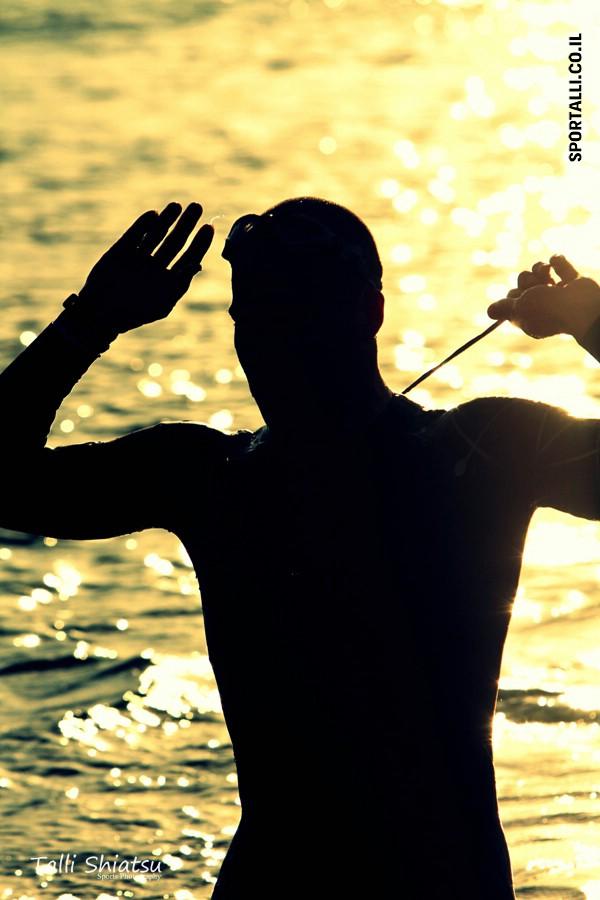 טריאתלט מתחיל | חליפת שחייה