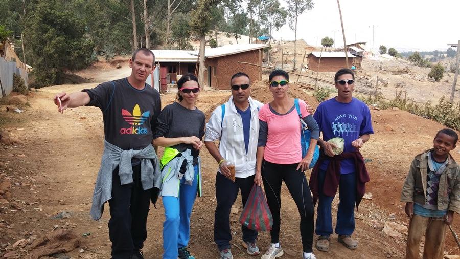 לרוץ מרתון | דרך מחנה אימונים באתיופיה