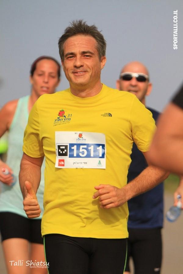 מרוץ האביב 2015 | פרי פינצ'וק | צילום: טלי שיאצו