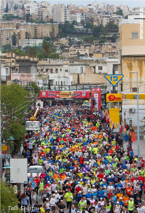 מרתון תל אביב 2016 | מרתון טבריה | צילום: טלי שיאצו