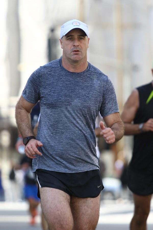 """מרתון תל אביב 2017, אודי (אחי) עלי """"טלי שיאצו"""" דילגה"""