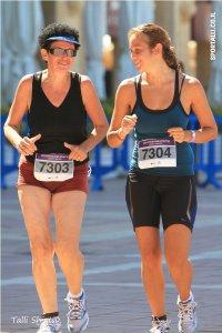 טריאתלון נשים 2012 | ריצה | צילום טלי שיאצו