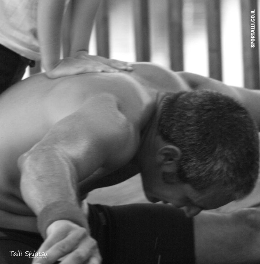 פציעות ספורט בטריאתלון | צילום: עומר לוי