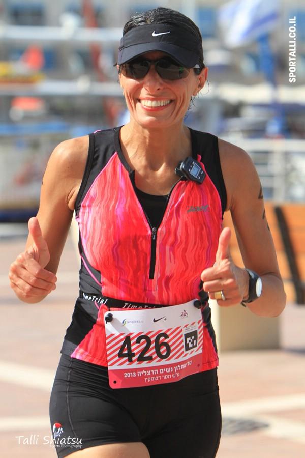 טריאתלון נשים 2013 | ריצה | צילום טלי שיאצו