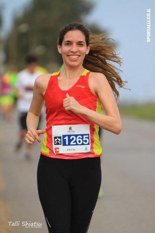 מרוץ האביב 2015 | יעל ניסים | צילום: טלי שיאצו