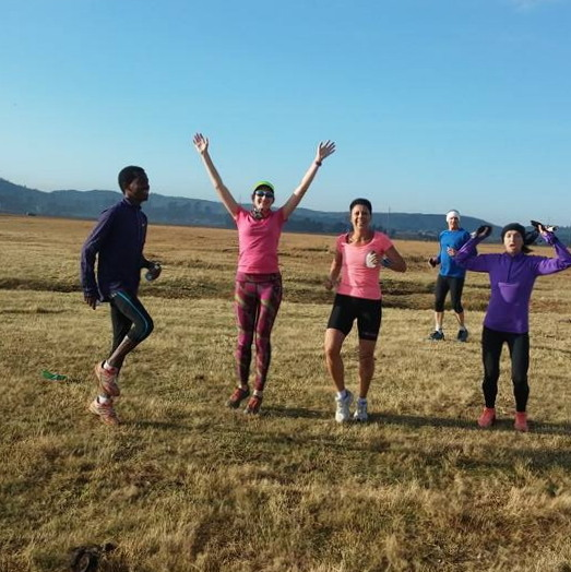 לרוץ מרתון | מחנה אימונים באתיופיה | עם הלן וסבטה