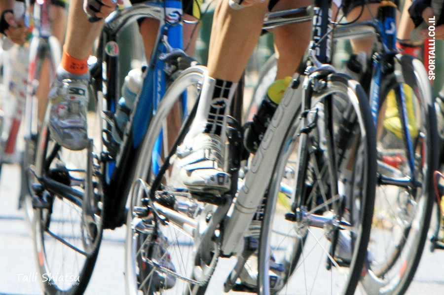 צילום: טלי שיאצו | לרכוב על אופניים זה כואב | קבוצת רוכבים