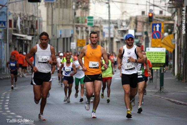 צילום: טלי שיאצו | רצים בתל אביב | מרתון תל אביב בחגיגות המאה