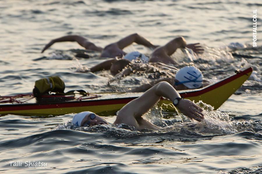 שחייה במים פתוחים | משחה 3 ימים ב3 ימים | צילום: טלי שיאצו