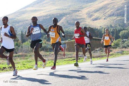 חצי מרתון עמק המעיינות