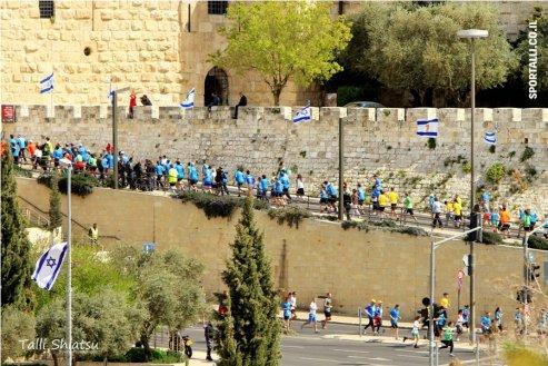 מרתון ירושלים 2018