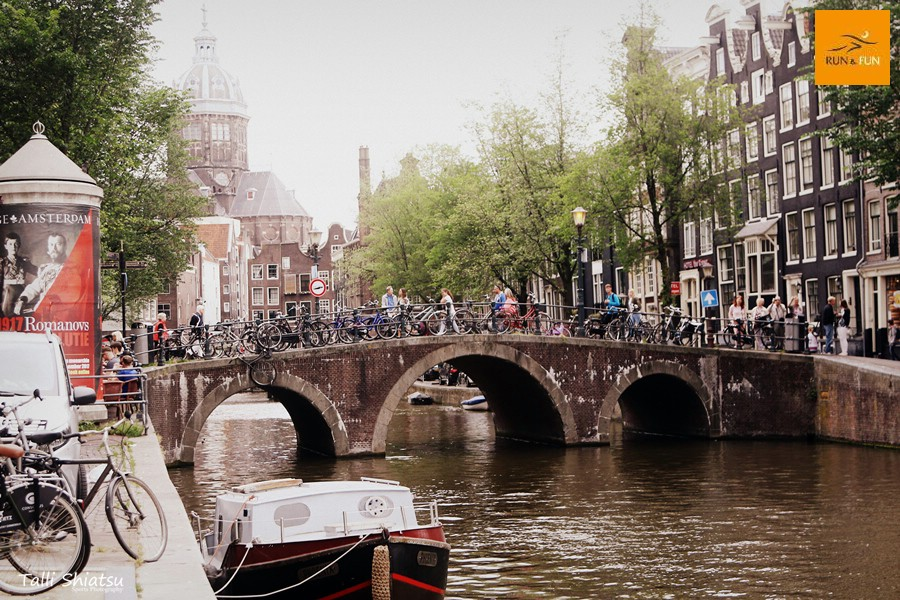 מרתון הולנד | סיור עם המדריך