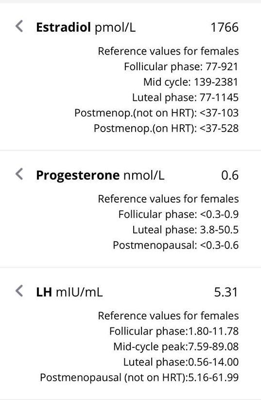 מעקב זקיקים בטיפולי פוריות